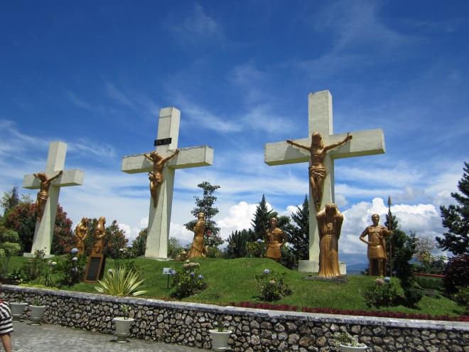 Jesus on Cross, Taman Wisata Iman
