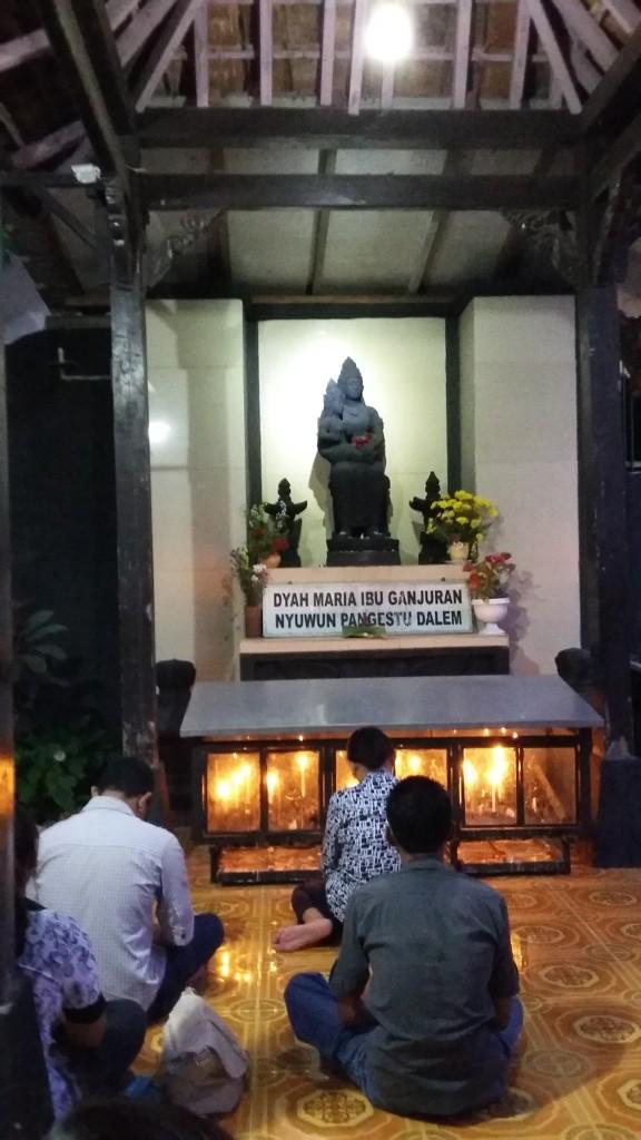 Goa Maria Ganjuran, Yogyakarta