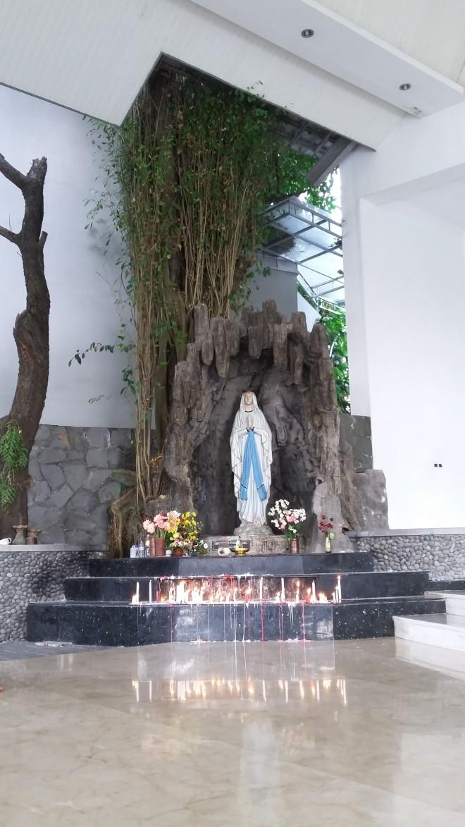 Goa Maria Mojosongo, Solo
