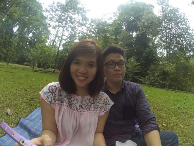 my picnic date